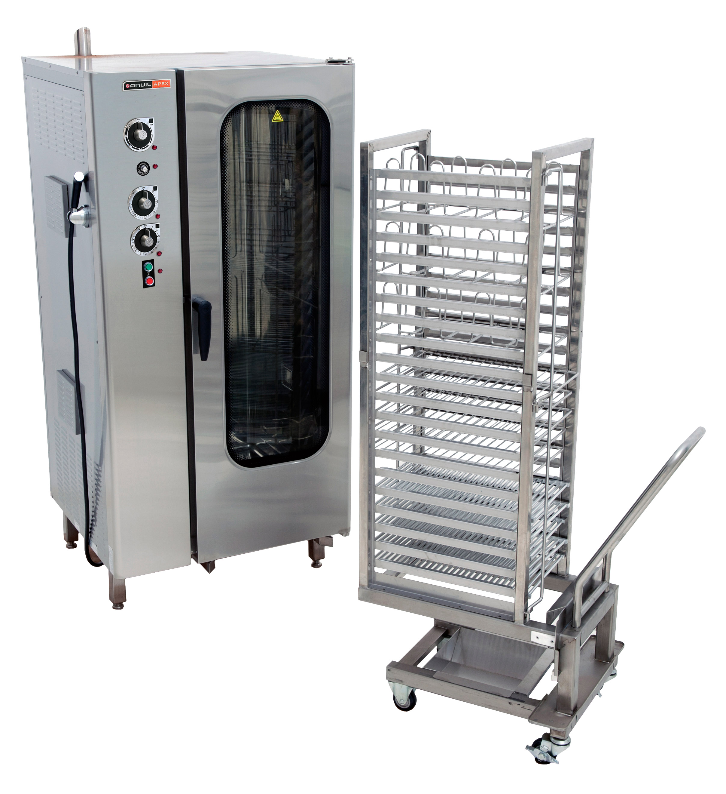 20 Pan Combi Steam Oven-Anvil
