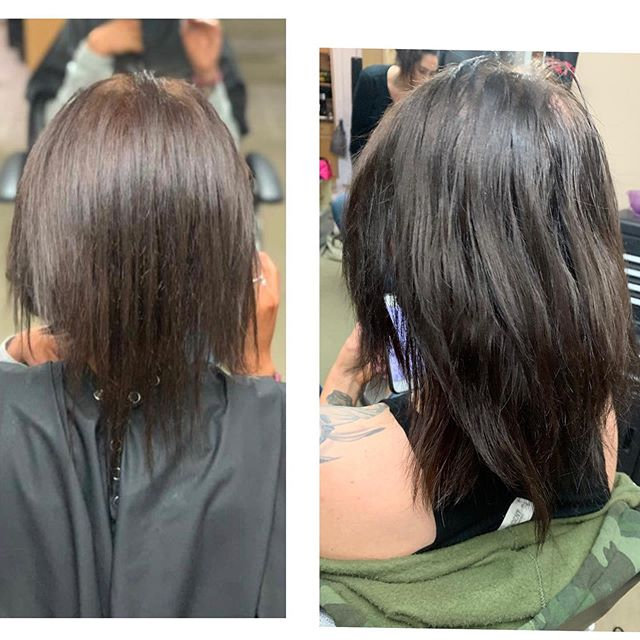 Hair Extension Removal