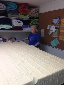 Getting Ready to Make Quilts