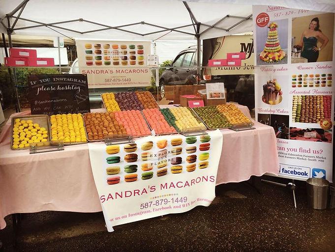 Sandra's Macarons