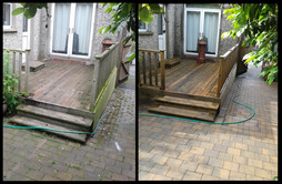 Decking & Pathway Cleanup