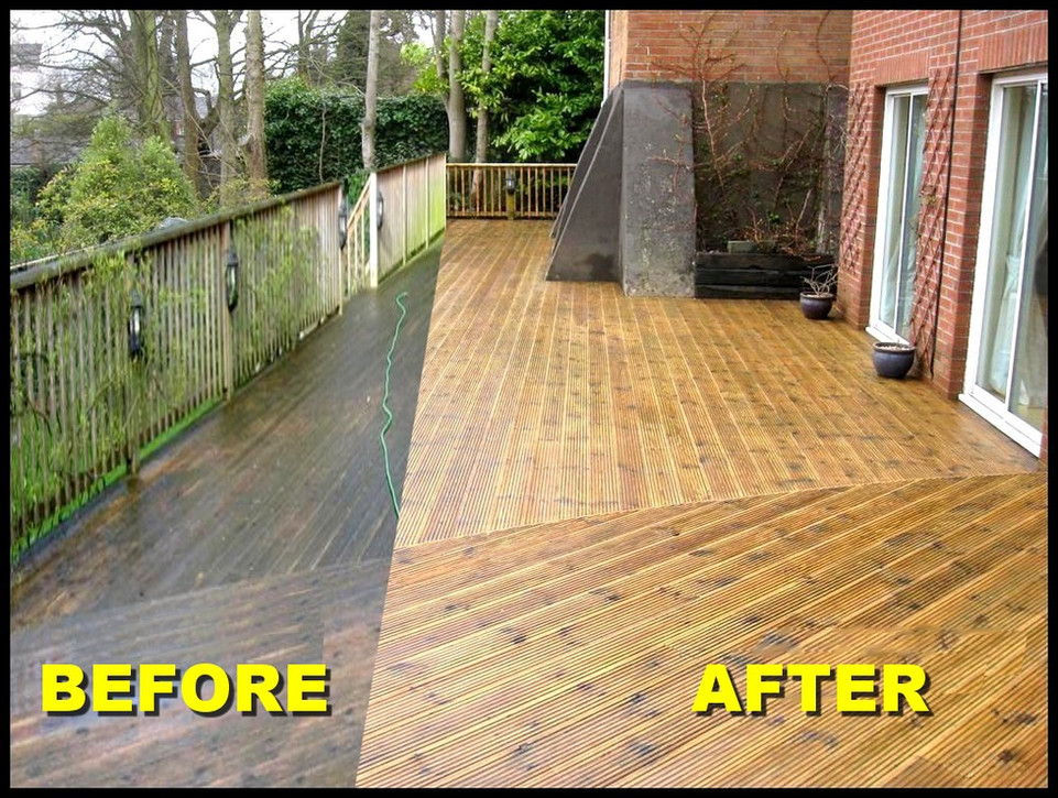 Home Decking Restoration