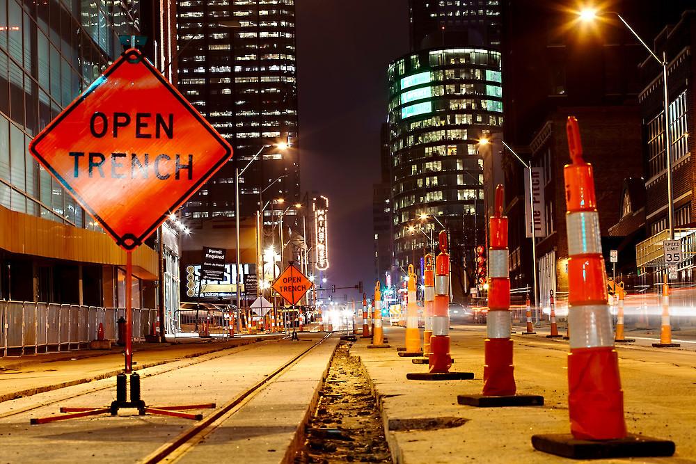 Kansas City Streetcar Construction Management @ Risk