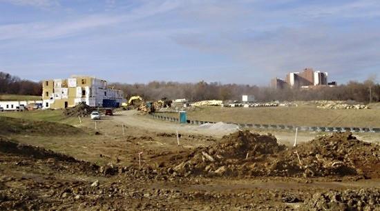 St. Michael's Veteran Center Public Sewer Improvements