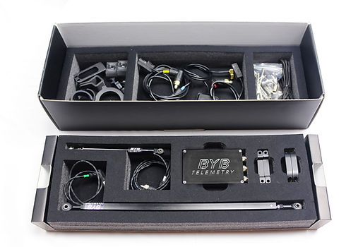 BYB Telemetry complete kit unboxing