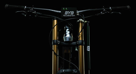 BYB Telemetry data acquisition mtb