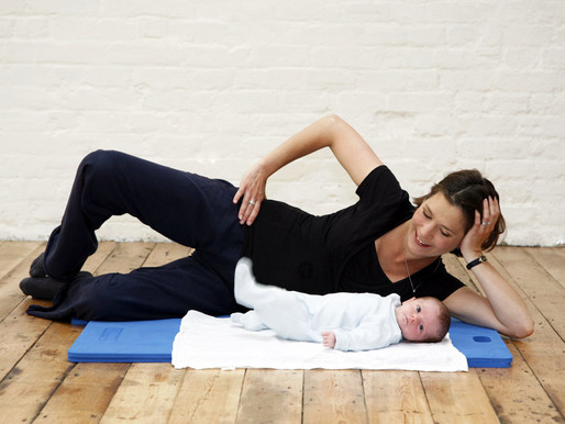 It's back! Our class series for new moms.