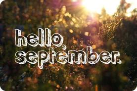 September Resolutions