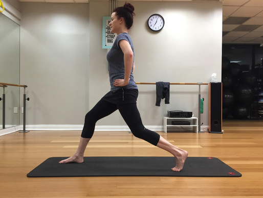 Lower Back Pain? Release Your Hips.