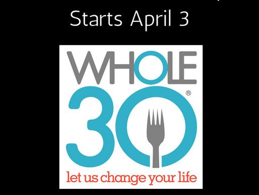 FREE Whole30 Group