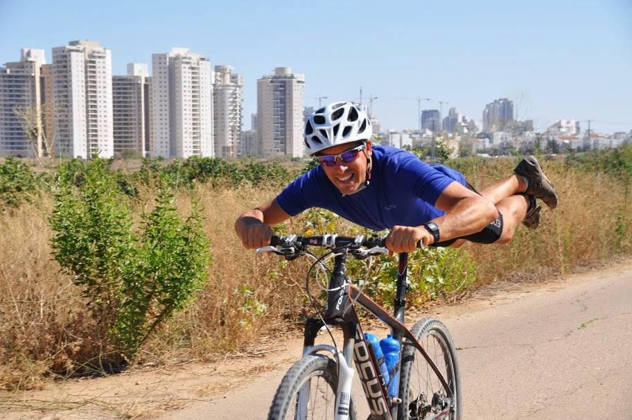 סופרמן על אופניים
