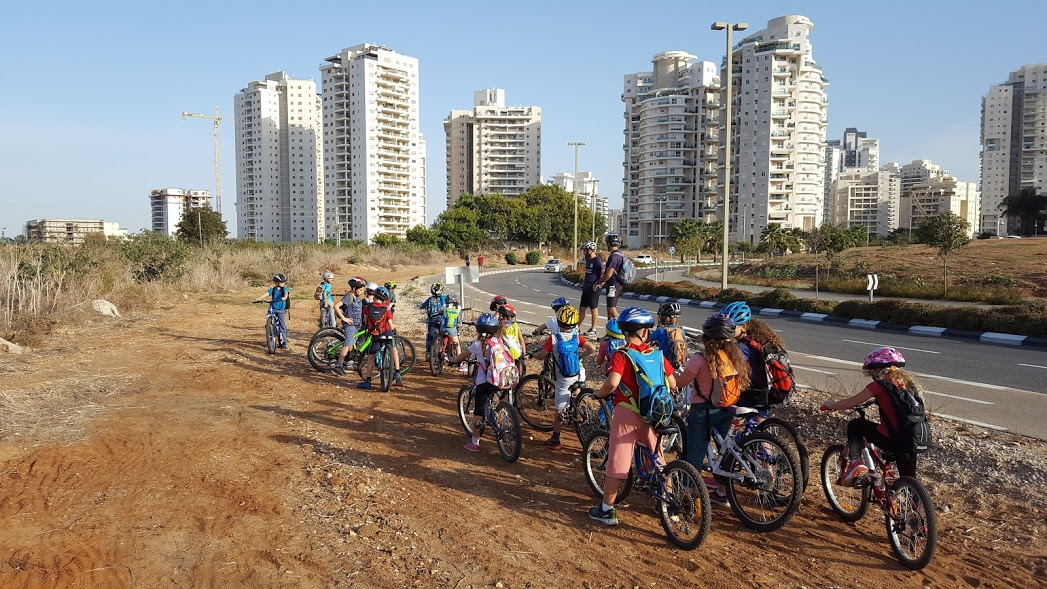 חוג אופניים פתח תקווה