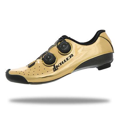 נעלי רכיבת כביש - DL-Killer זהב