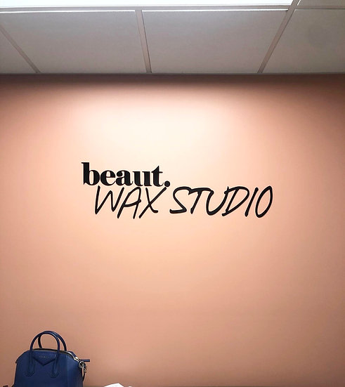 Business Logo Acrylic Sign