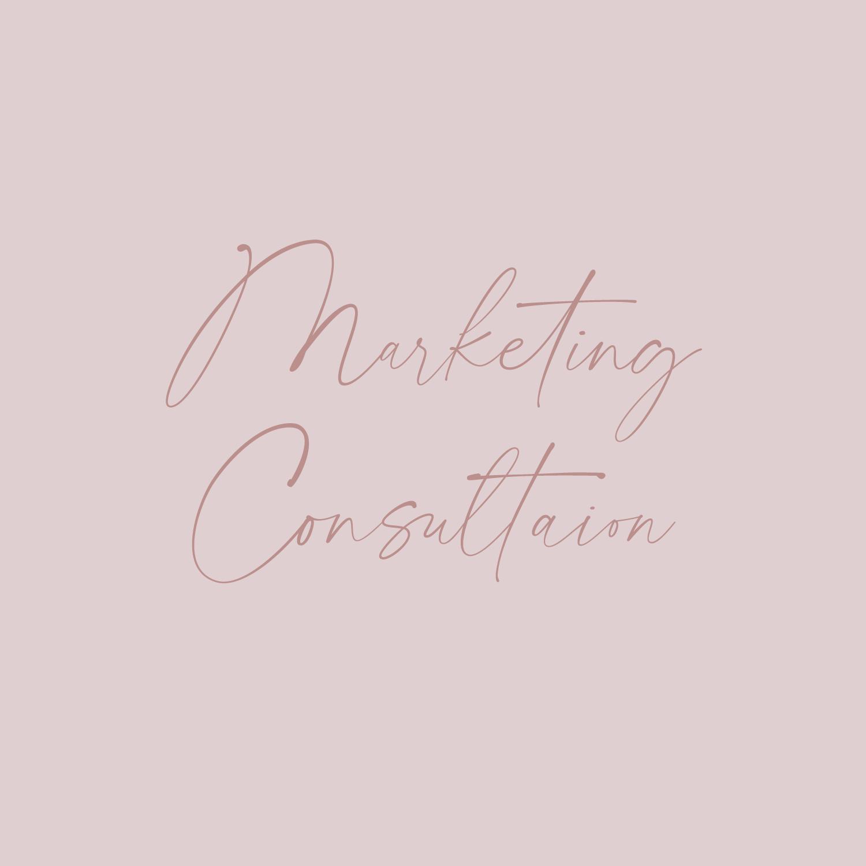 Marketing Consultation (1 Hour)
