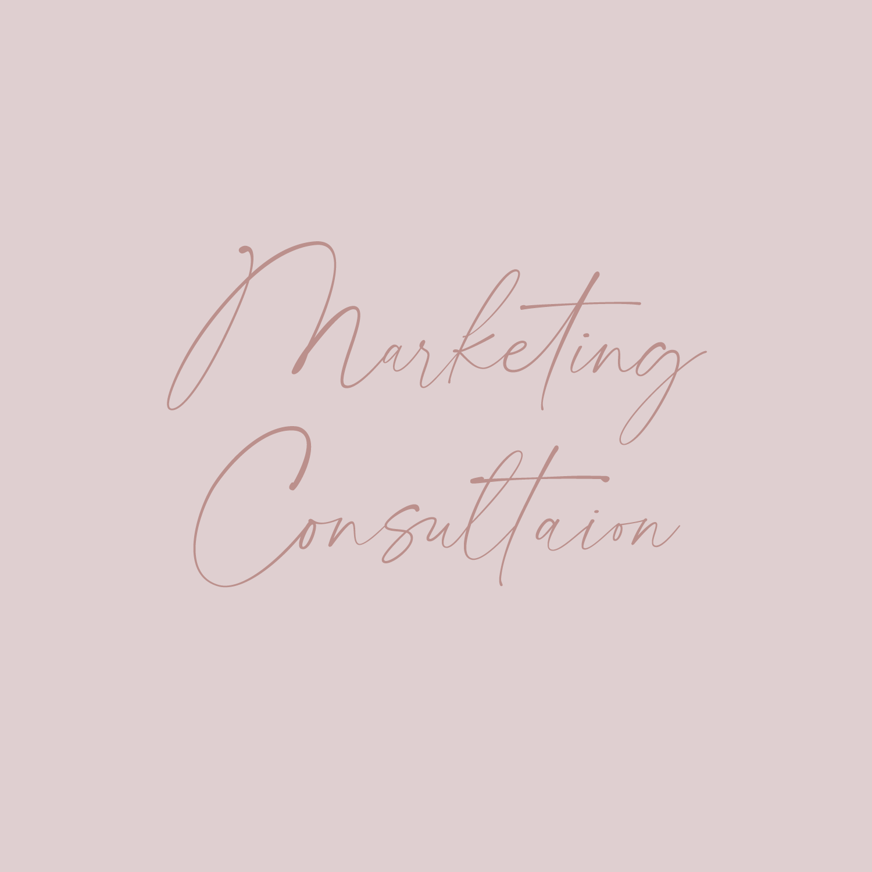 Marketing Consultation (30 Minutes)