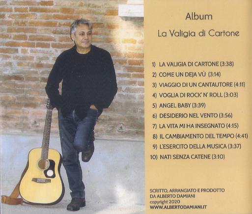 Retrocopertina IV album per Tunecore  (2