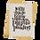 Thumbnail: sign & stamp service - Christmas card- PLUM PUDDING
