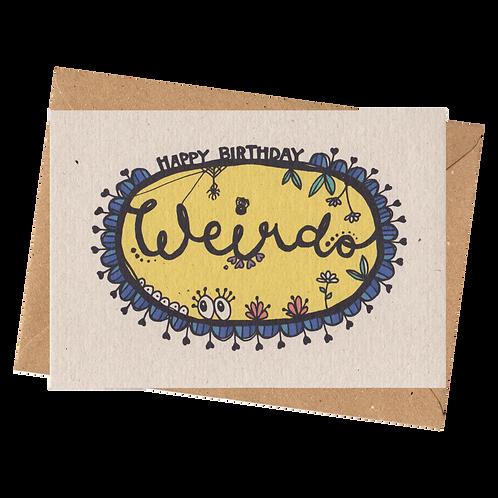 HB WEIRDO
