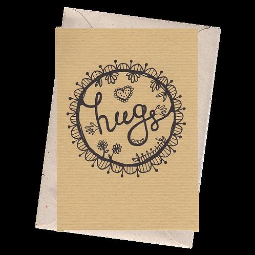 sign & stamp service - HUGS
