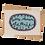 Thumbnail: sign & stamp service - good luck card - BONNE CHANCE