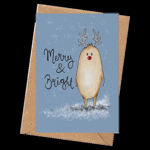 HUMAN BEANS - Merry & Bright