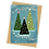 Thumbnail: sign & stamp service - luxe Christmas card- O CHRISTMAS TREE