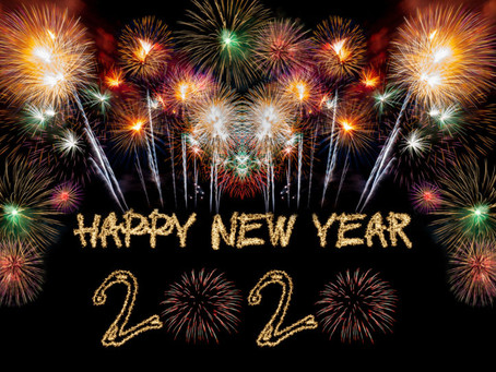 Happy new year and a happy new decade! What will your new year resolutions be?