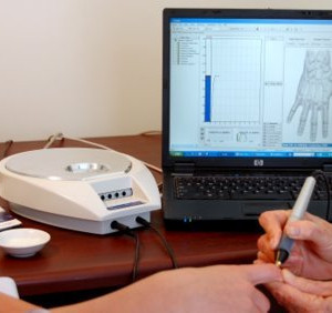 Electro Dermal Screening