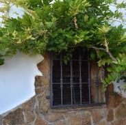 Les fenêtres andalouses, grillagées