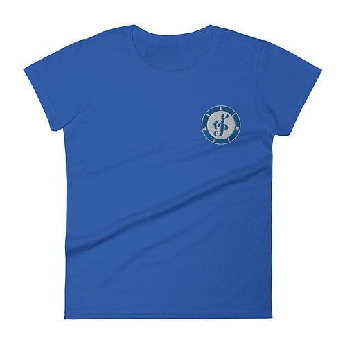 Women's Sinical Short Sleeve T-shirt