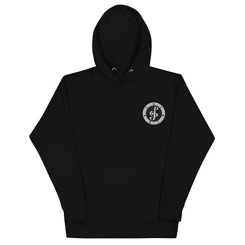 Men's Sinical Embroidered Hoodie