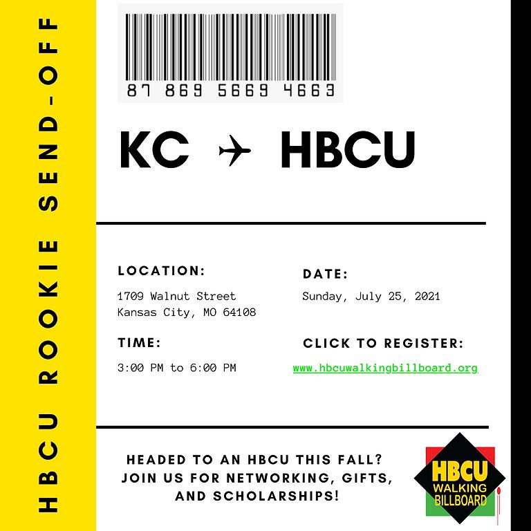 HBCU Rookie Send-Off