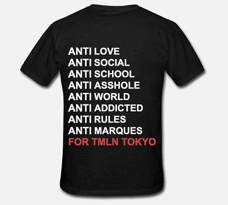 "Tee-shirt ""ANTI Classique"""