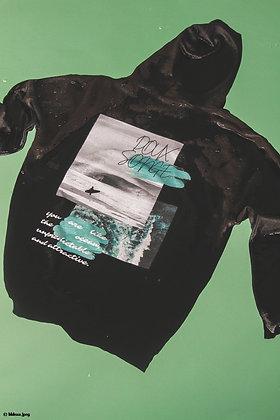 """Sweat-shirt """"Ocean Blue"""""""