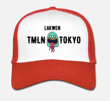 """Casquette """"TMLN X LAKWEN"""""""