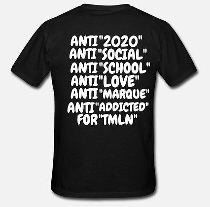 "Tee-shirt ""ANTI"""