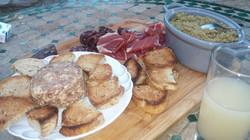 Assiette terroir