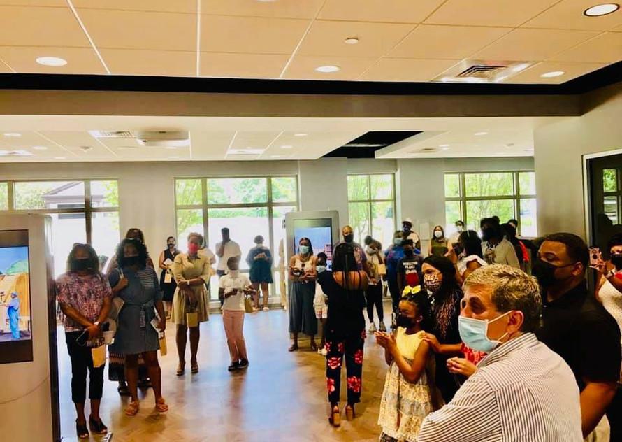Community Support at The Robert Hett Chapman III Center for Philanthropy
