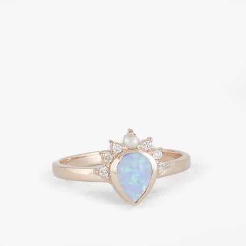טבעת שמיים כחולים