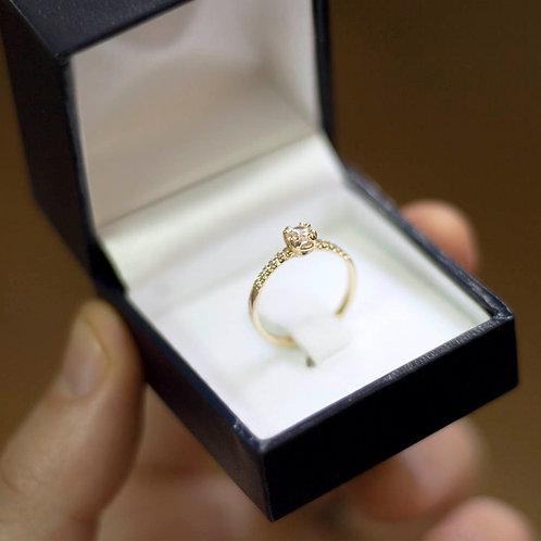 טבעת אירוסין פרלמיאנו
