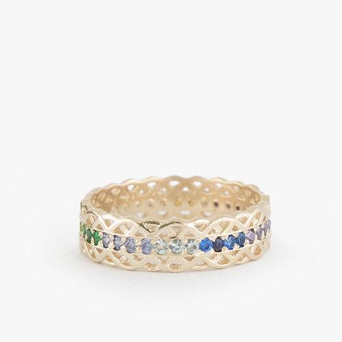 טבעת ריינבו קלטית