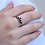 Thumbnail: טבעת מרקיזה ספיר