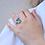 Thumbnail: טבעת לונדון בלו-טופז 6.25 ct