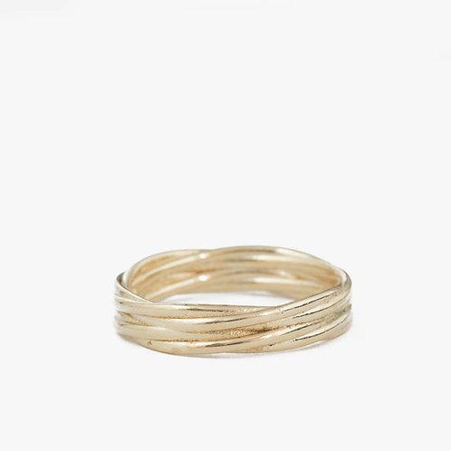 טבעת נישואין סטרנד