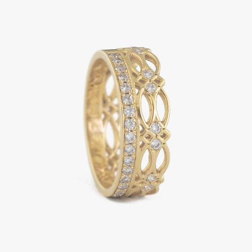 טבעת כתר קלטית