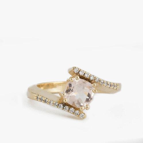 טבעת אירוסין מורגנה