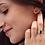 Thumbnail: עגילי אמרלד אובל ויהלומים