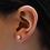 Thumbnail: עגילי פרינסס מוסונייט