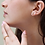 Thumbnail: טבעת קלטית מורגנייט ויהלומים